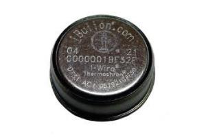 Thermobouton enregistreur de température